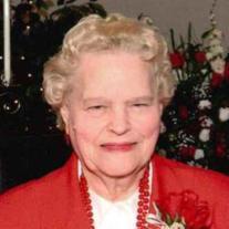 Mrs. Margaret D. Richardson