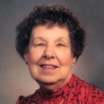 Mrs. Eleonore F. Frahm
