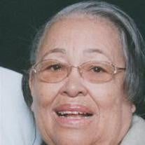 "Mrs. Dorothy ""Dot"" Williams"