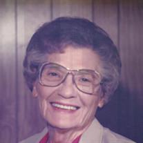 Mary (Spurlock) Holbrook