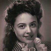 Mrs. Dorothy Ammons Hurt