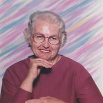 Mary Baucom Crowell