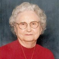 Mary Ruth Hudson