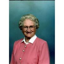Eunice Blanche Knutson