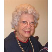 Mrs. Jeannette Bernice Christensen