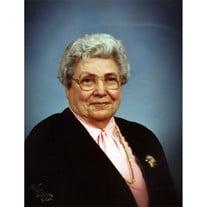 Doris Irene Fevold