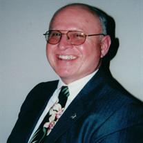 Pastor Louis Edward Ginac