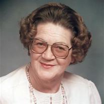 Daisy Mangum Garrison