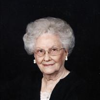 Mrs. Evelyn Dominick Cromer