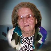 Della Elizabeth Walker Wyatt