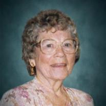 Mary Virginia Mergard