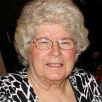 Edith Mary Honrud