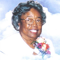 Mrs. Mary L. Sims
