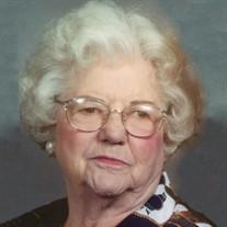 Mrs. Margaret Bryant McCall