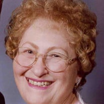 Gertrude Mae Singer