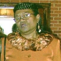 Mrs. Annie  Pearl Walton Jeffery