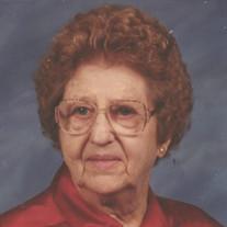 Gladys Nellie Hollister