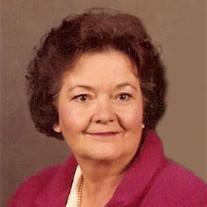 Mary Eliza Penrod Petersen