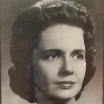"Mrs. Julia ""Judy"" Kleckley Tison"