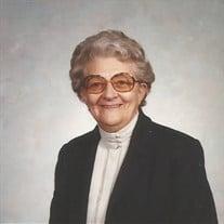 Mrs. Lelia Juanita (Burke) Egan