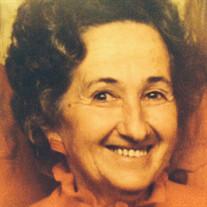 Mae Cantrell Woodard