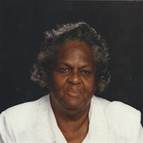 Mrs. Sweet Marie Moses