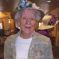 Margaret Lorene Bridges