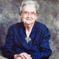 Mrs. Nellie Mae Burrahm