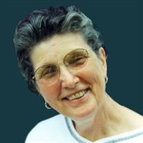 Nancy Lee Scherzer Webster
