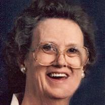 """Elizabeth Jo """"Betty""""Barron"""