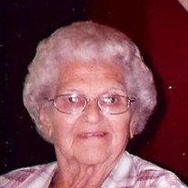 "Mildred ""Millie"" Redenius"