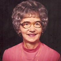 Elmyra Thompson