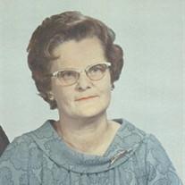 Mary MaurineWier