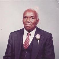 Elder Colie L. English