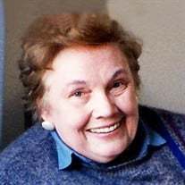 Dorothy M. Weidman (McGuire)
