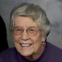 Evelyn Louise Boge