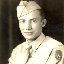 P.O.W. Richard David Carter