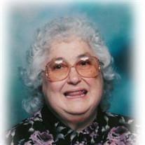 Margaret Gene Parsons