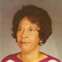 Mrs. Jeanette  Millen Shatteen