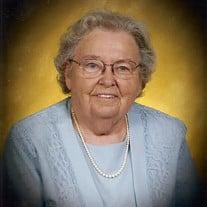 Mrs. Vera M. Woodcock