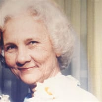 Mrs. Mary M.  Kicklighter