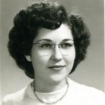 Mrs. Ruth Rosenberger of Ramer, TN