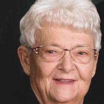 Marjorie M. Pehler