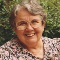 Virginia Claire Roth Flatt