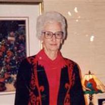 Dorothy Ann Ahmann