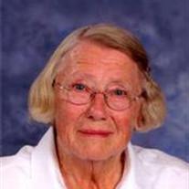 Betty Ann Erickson