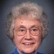 Edith Irene Holstein