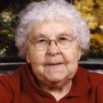 Irene Frances Vercruysse