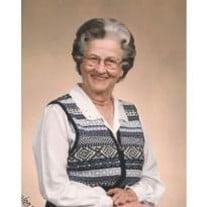Betty Ann Logan  Brown