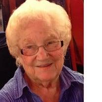 Doris Sparks Linde Weaver